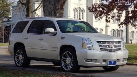 2013 Cadillac Escalade for sale at Digital Auto in Lexington KY