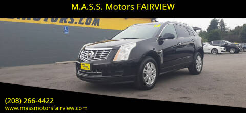 2013 Cadillac SRX for sale at M.A.S.S. Motors - Fairview in Boise ID
