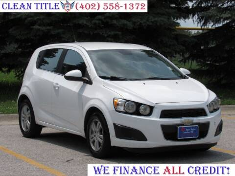 2013 Chevrolet Sonic for sale at NY AUTO SALES in Omaha NE