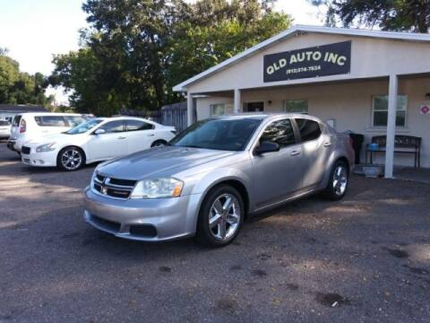 2013 Dodge Avenger for sale at QLD AUTO INC in Tampa FL