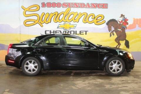 2008 Cadillac CTS for sale at Sundance Chevrolet in Grand Ledge MI