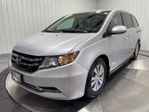 2014 Honda Odyssey for sale at HILAND TOYOTA in Moline IL
