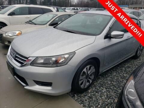 2013 Honda Accord for sale at Impex Auto Sales in Greensboro NC