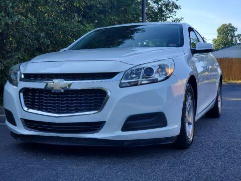 2014 Chevrolet Malibu for sale at Wheel Deal Auto Sales LLC in Norfolk VA