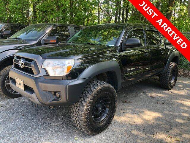 2014 Toyota Tacoma for sale at Brandon Reeves Auto World in Monroe NC