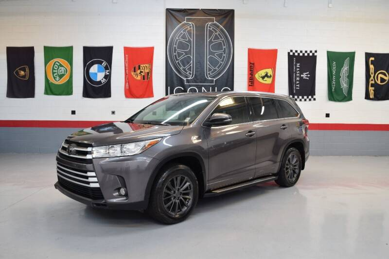 2017 Toyota Highlander for sale at Iconic Auto Exchange in Concord NC