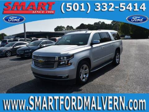 2015 Chevrolet Suburban for sale at Smart Auto Sales of Benton in Benton AR