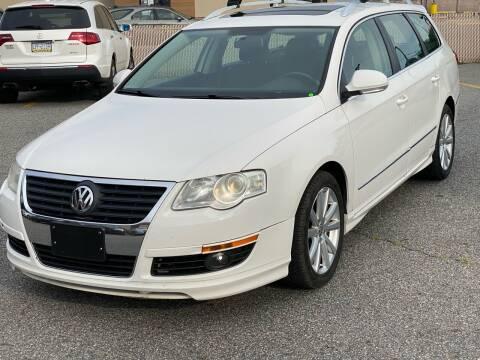 2010 Volkswagen Passat for sale at MAGIC AUTO SALES - Magic Auto Prestige in South Hackensack NJ
