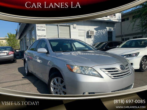 2009 Toyota Camry for sale at Car Lanes LA in Valley Village CA