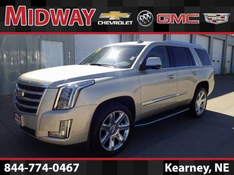 2016 Cadillac Escalade for sale at Heath Phillips in Kearney NE