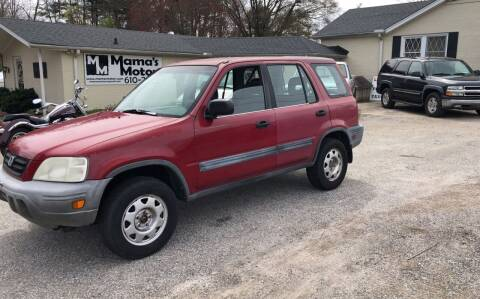 1998 Honda CR-V for sale at Mama's Motors in Greer SC