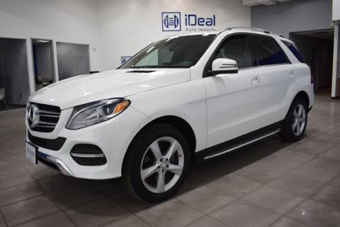2016 Mercedes-Benz GLE for sale at iDeal Auto Imports in Eden Prairie MN