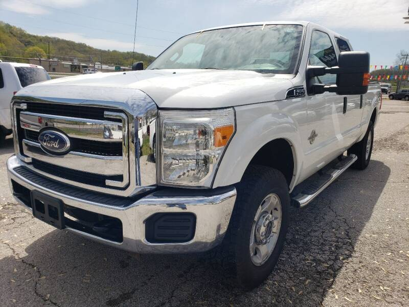 2011 Ford F-250 Super Duty for sale at BBC Motors INC in Fenton MO