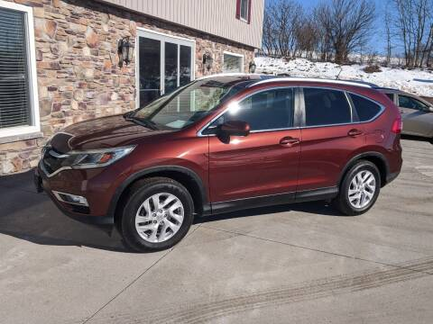 2015 Honda CR-V for sale at Cub Hill Motor Co in Stewartstown PA