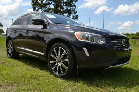 2015 Volvo XC60 for sale at WOODLAKE MOTORS in Conroe TX