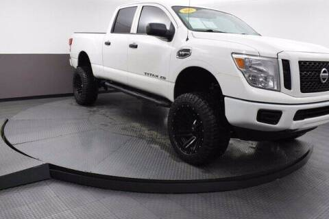 2018 Nissan Titan XD for sale at Hickory Used Car Superstore in Hickory NC
