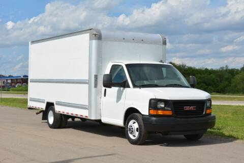 2016 GMC Savana Cutaway for sale at Signature Truck Center - Box Trucks in Crystal Lake IL