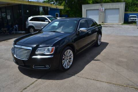 2012 Chrysler 300 for sale at Preferable Auto LLC in Houston TX
