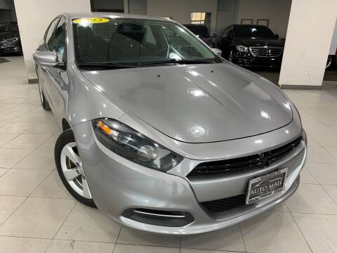 2015 Dodge Dart for sale at Auto Mall of Springfield in Springfield IL