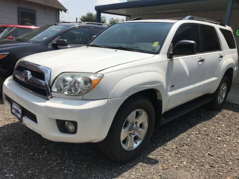 2009 Toyota 4Runner for sale at AMIGO USED CARS in Houston TX