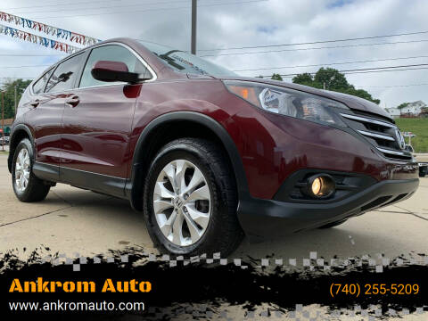 2014 Honda CR-V for sale at Ankrom Auto in Cambridge OH