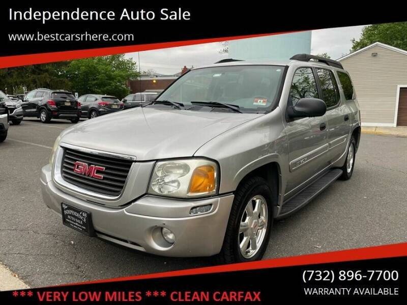 2004 GMC Envoy XL for sale at Independence Auto Sale in Bordentown NJ
