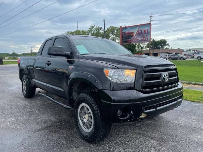 2010 Toyota Tundra for sale at Albi Auto Sales LLC in Louisville KY