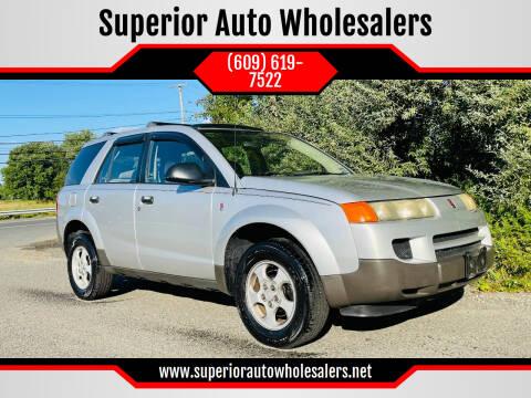 2002 Saturn Vue for sale at Superior Auto Wholesalers in Burlington NJ