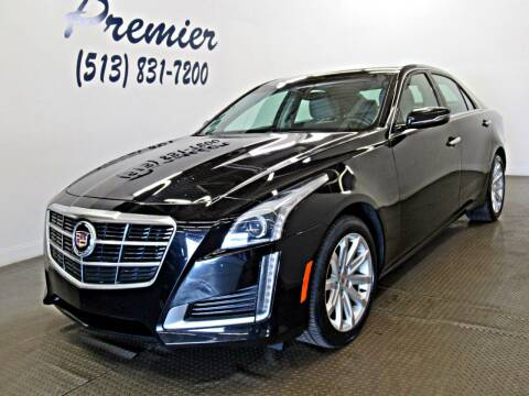 2014 Cadillac CTS for sale at Premier Automotive Group in Milford OH