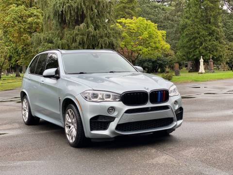 2016 BMW X5 M for sale at Lux Motors in Tacoma WA