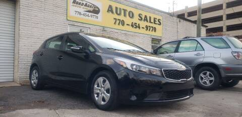 2017 Kia Forte5 for sale at On The Road Again Auto Sales in Doraville GA