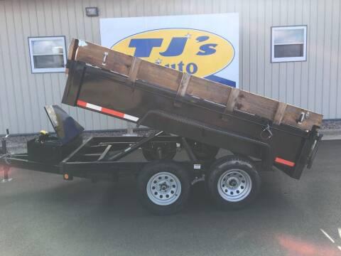 2018 Quality Steel Dump & Go