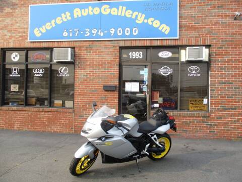 2009 BMW K1200 S for sale at Everett Auto Gallery in Everett MA