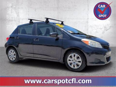 2013 Toyota Yaris for sale at Car Spot Of Central Florida in Melbourne FL