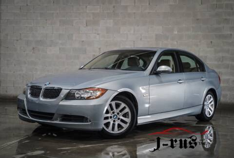 2006 BMW 3 Series for sale at J-Rus Inc. in Macomb MI