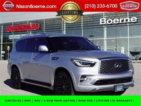 2019 Infiniti QX80 for sale at Nissan of Boerne in Boerne TX