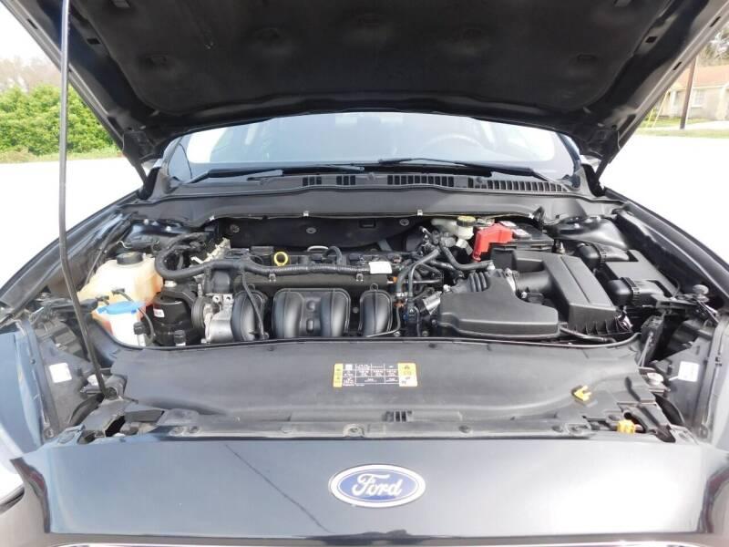 2014 Ford Fusion S 4dr Sedan - Savannah GA