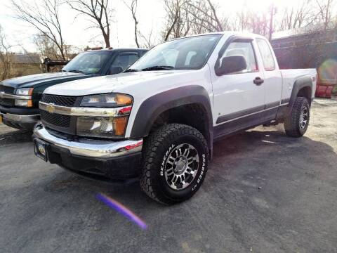 2007 Chevrolet Colorado for sale at Great Lakes Classic Cars in Hilton NY