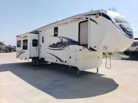 2012 Heartland Bighorn 3455RL