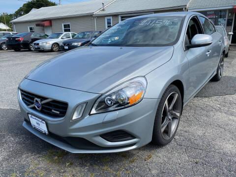 2012 Volvo S60 for sale at Volare Motors in Cranston RI