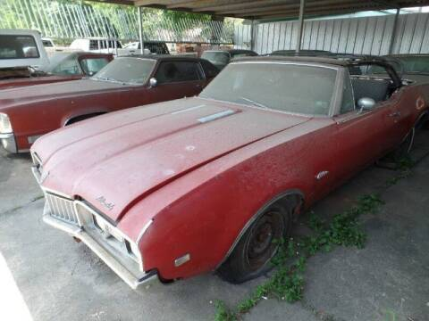 1968 Oldsmobile Cutlass for sale at SARCO ENTERPRISE inc in Houston TX