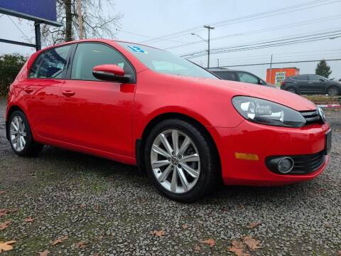 2013 Volkswagen Golf for sale at Universal Auto Sales in Salem OR