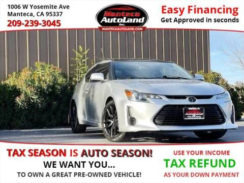 2014 Scion tC for sale at Manteca Auto Land in Manteca CA
