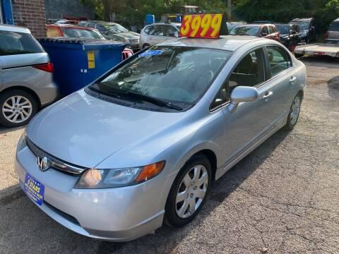 2007 Honda Civic for sale at 5 Stars Auto Service and Sales in Chicago IL