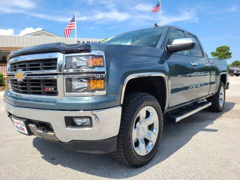 2014 Chevrolet Silverado 1500 for sale at Gary's Auto Sales in Sneads Ferry NC