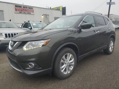 2016 Nissan Rogue for sale at MENNE AUTO SALES in Hasbrouck Heights NJ