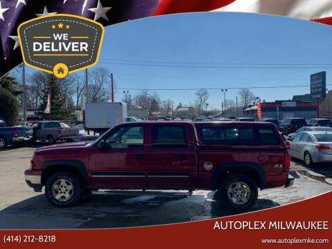 2006 Chevrolet Silverado 1500 for sale at Autoplex Milwaukee in Milwaukee WI