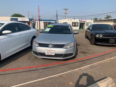 2014 Volkswagen Jetta for sale at VR Automobiles in National City CA