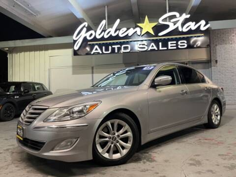 2013 Hyundai Genesis for sale at Golden Star Auto Sales in Sacramento CA