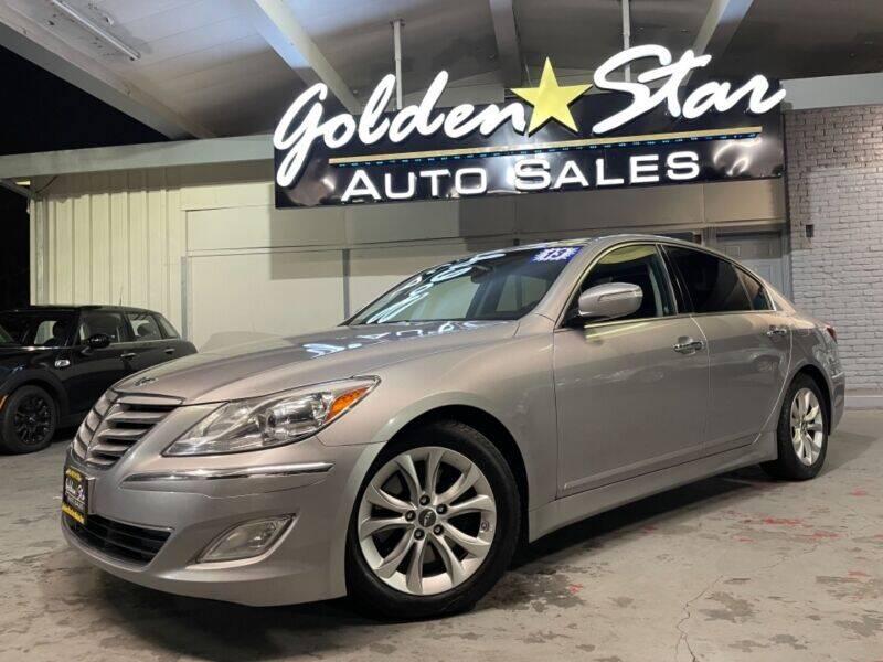 2013 Hyundai Genesis for sale at Golden Star Auto Sales in Sacramento CA